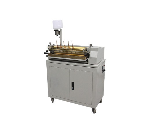 Клеемазательная машина HJS 500 с нагревом