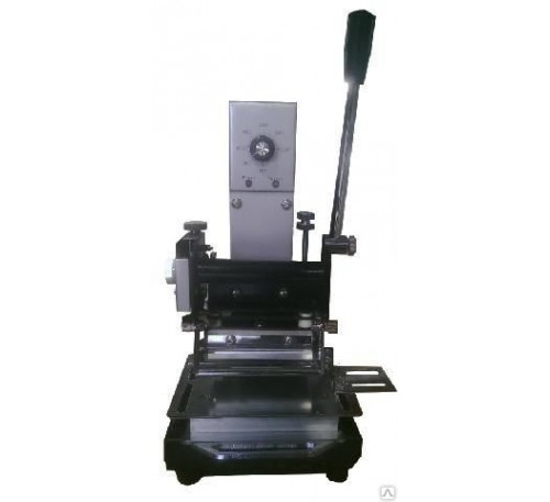Пресс позолотный Vektor BW-900 (60х90мм/0,8Т)