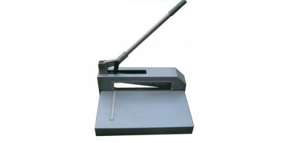 Обзор гильотинного резака по металлу XD-322