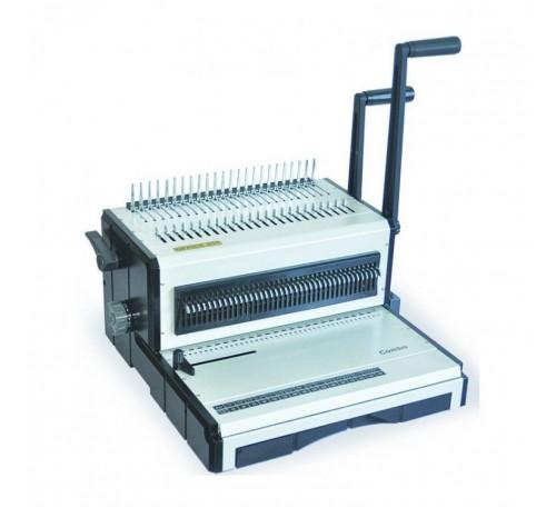 Переплетчик на металлическую пружину Office Kit Combo