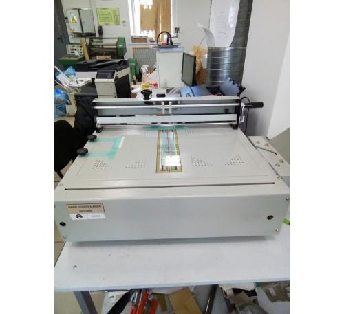 Аппарат для сборки переплетных крышек Vektor SK-530B б/у