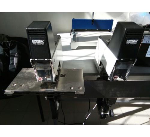 Степлер электрический Rapid 106 Twin б/у