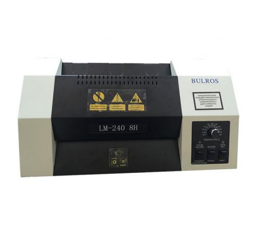 Пакетный ламинатор Bulros LM-240 8H